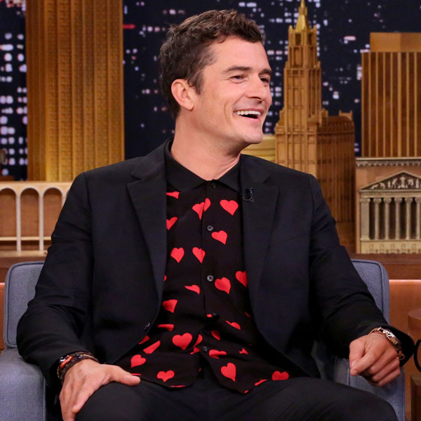 Orlando Bloom, The Tonight Show Starring Jimmy Fallon