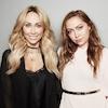 Cyrus vs. Cyrus: Design and Conquer, Tish Cyrus, Brandi Cyrus