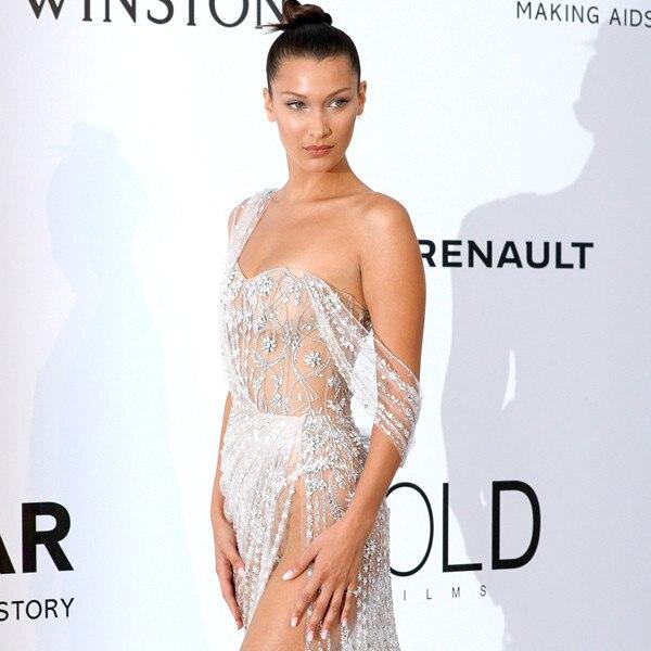 Bella Hadid, Amfar Gala, Cannes Film Festival 2017