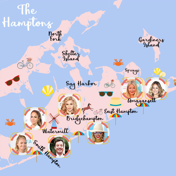 Inside the Hamptons Mystique
