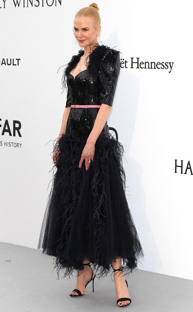 Nicole Kidman, Amfar Gala, Cannes Film Festival 2017