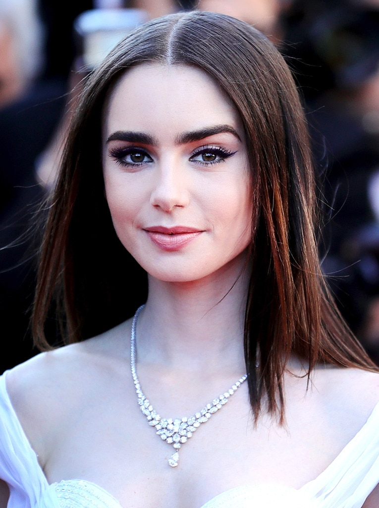 ESC: Boy Brow, Lily Collins