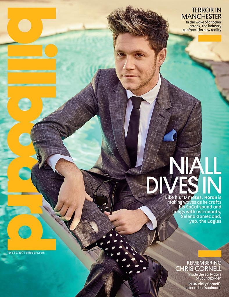 Niall Horan, Billboard