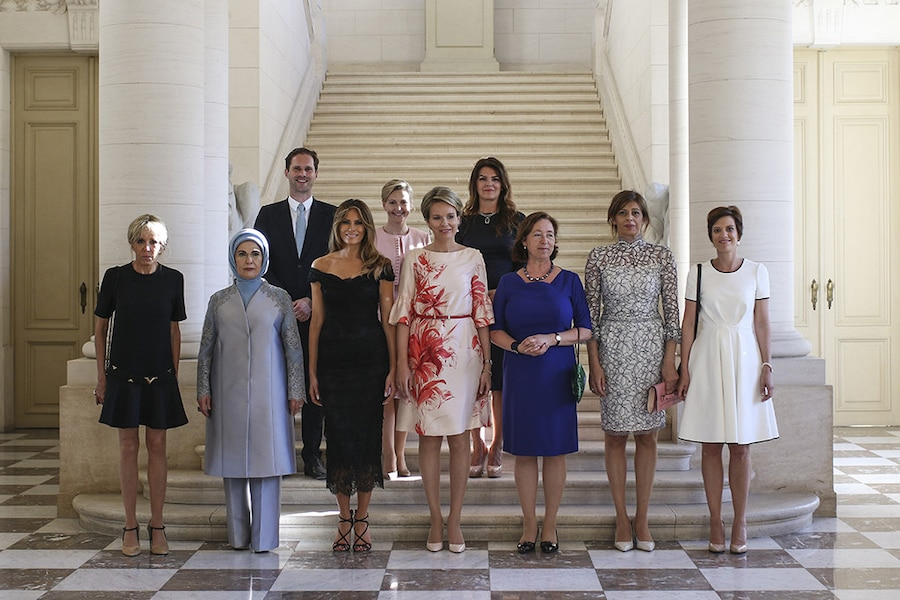 First Ladies, Gentleman