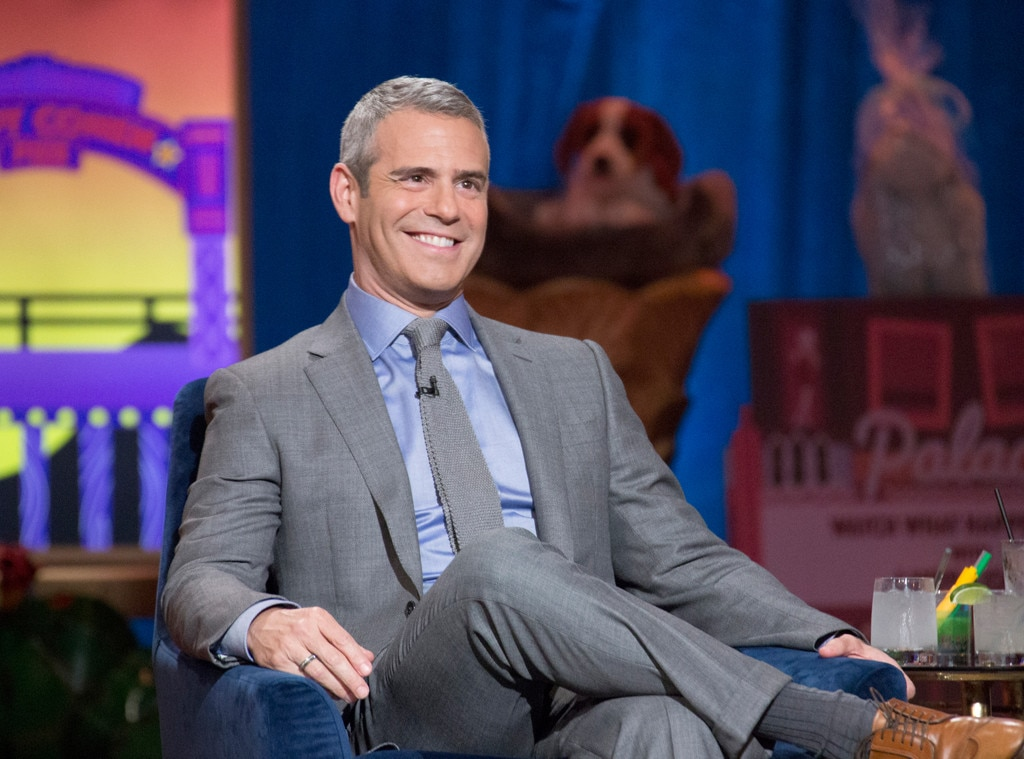 Kathy Griffin Replaced By Andy Cohen CNN's New Year's Eve Broadcast's Co-Host With Anderson Cooper
