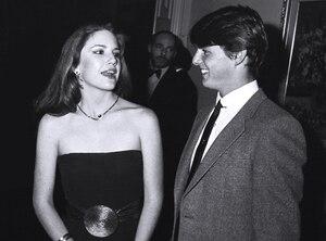 Melissa Gilbert, Tom Cruise