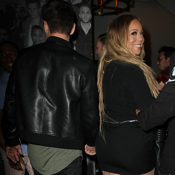 Bryan Tanaka, Mariah Carey