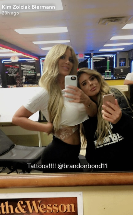 Kim Zolciak-Biermann, Brielle Biermann