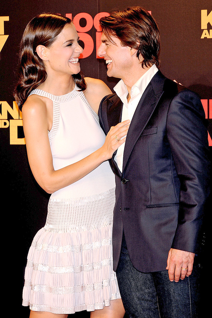 On this day five years ago Katie Holmes escaped Tom Cruise ... |Tom Cruise Katie Holmes