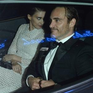 Joaquin Phoenix, Rooney Mara, Cannes Film Festival 2017