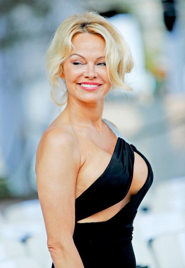Pamela Anderson, Monaco