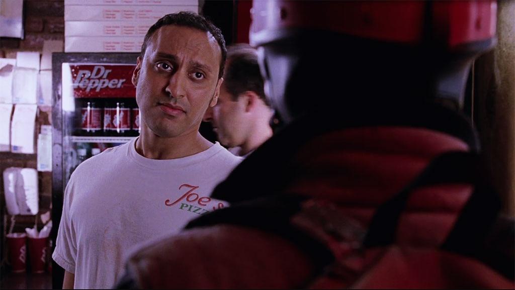 Aasif Mandvi, Spider-Man 2