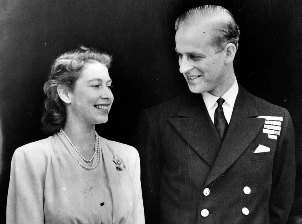 Prince Philip, Queen Elizabeth