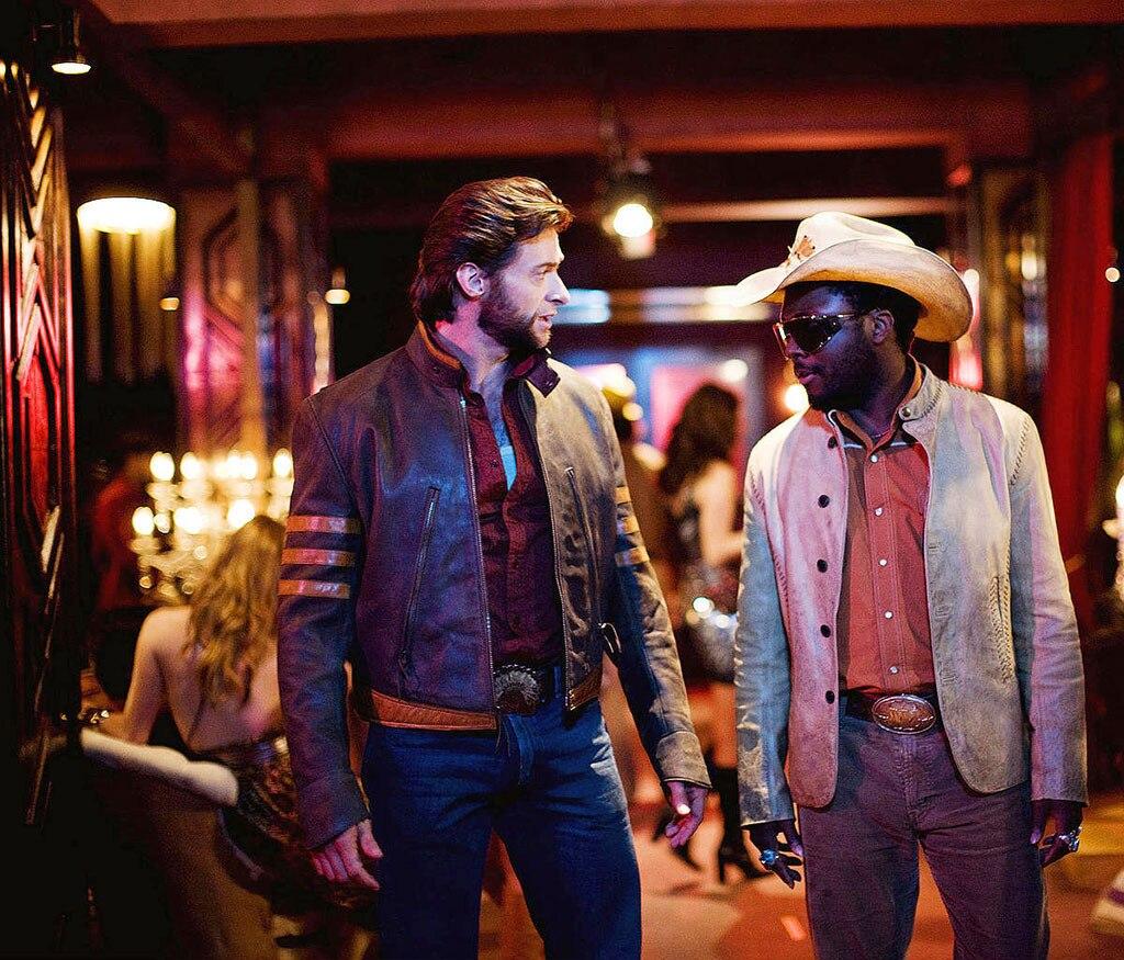 will.i.am, X-Men Origins: Wolverine
