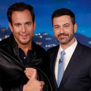 Jimmy Kimmel, Will Arnett