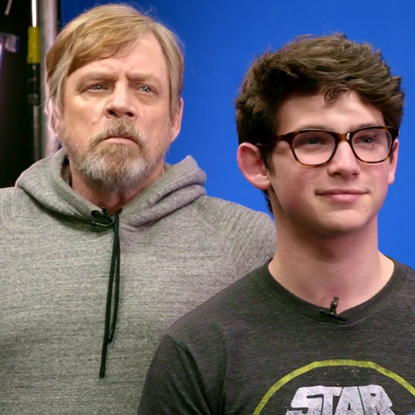 Mark Hamill, Prank, Star Wars, Omaze