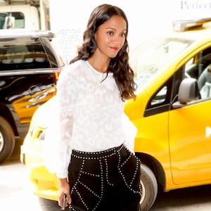 ESC: Dare to Wear, Zoe Saldana