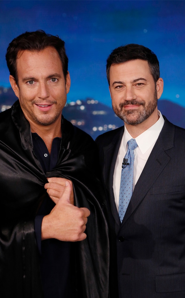 Jimmy Kimmel, Will Arnett