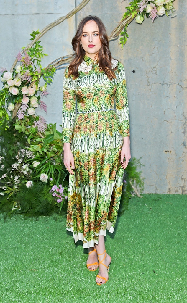 The Unexpected Dress Every Celeb Is Wearing for Spring