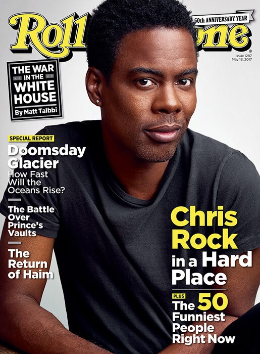 Chris Rock, Rolling Stone