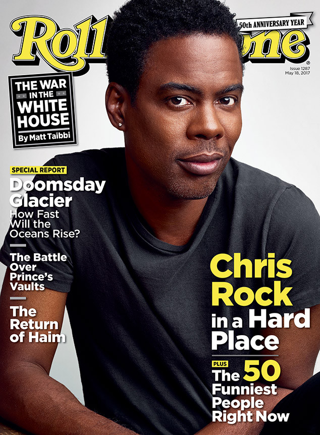 Chris Rock, Rolling Stone