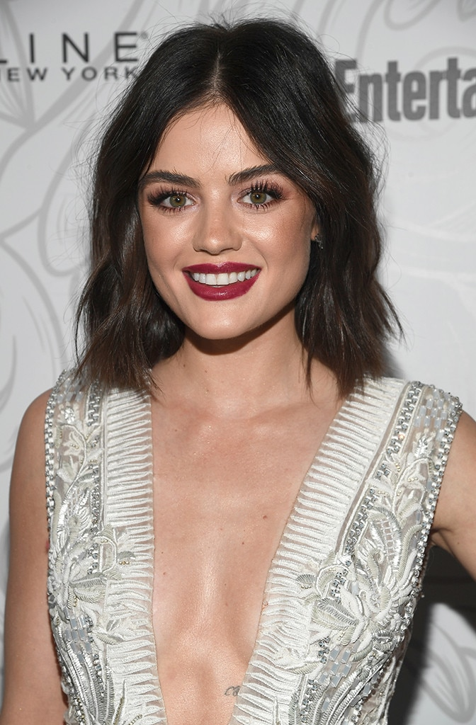 Lucy Hale, Entertainment Weekly