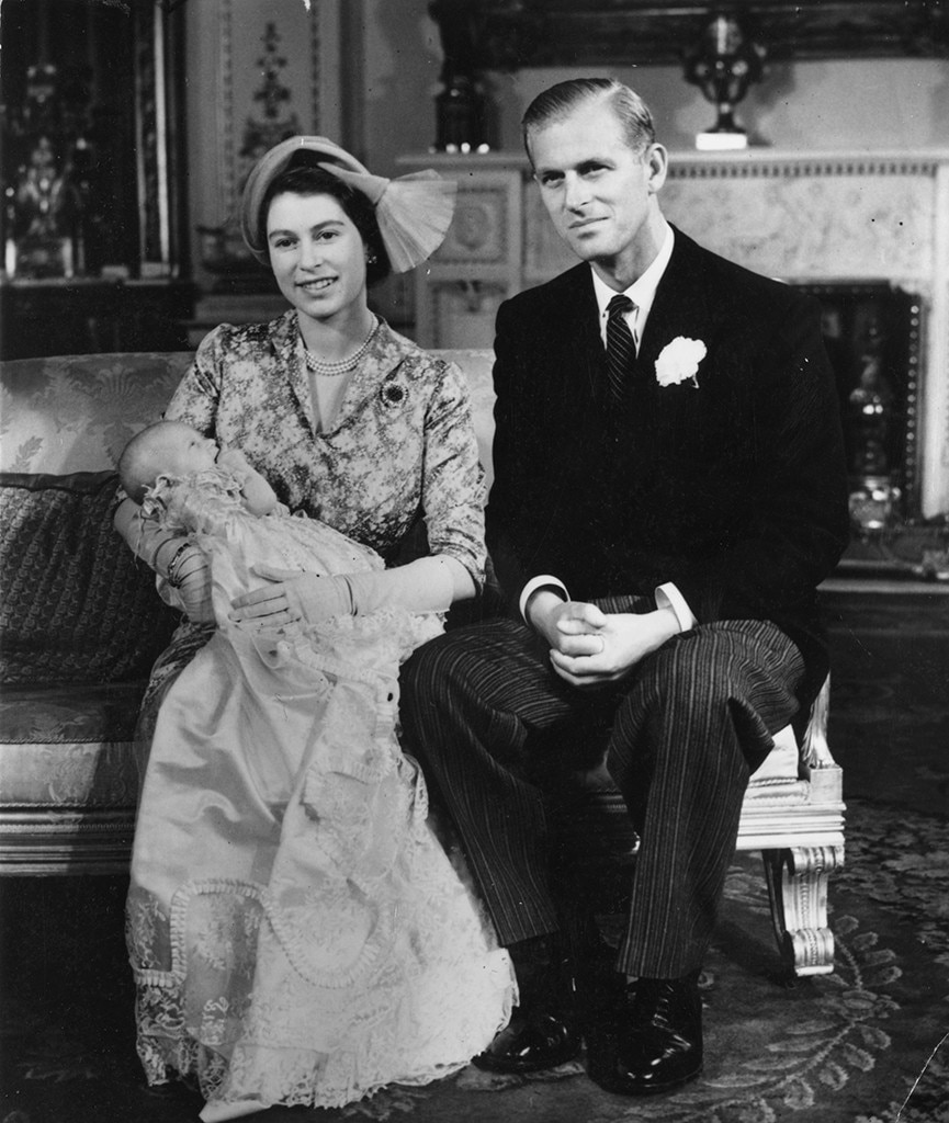 Queen Elizabeth Ii And Prince Philip Release New Royal