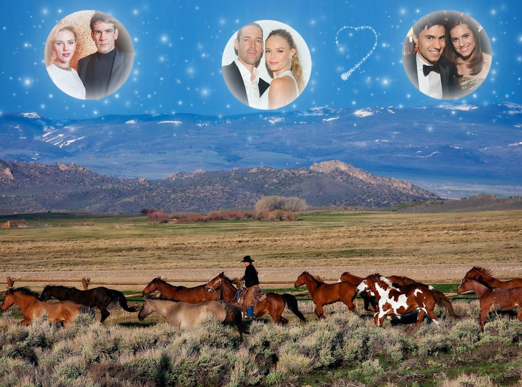 Wedding Venues, The American West