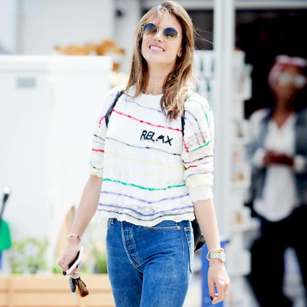 ESC: Alessandra Ambrosio
