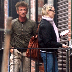 Sean Penn, Robin Wright