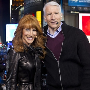 Kathy Griffin, Anderson Cooper, New Years Eve