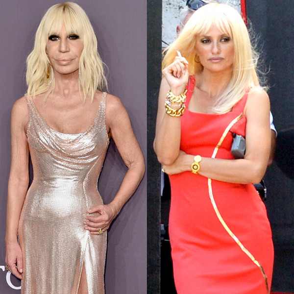 Penelope Cruz, Donatella Versace, American Crime Story: The Assassination of Gianni Versace