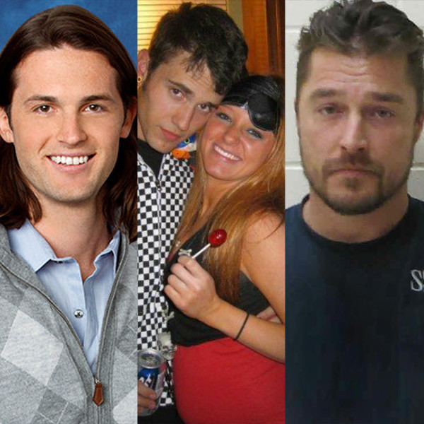 Michael Nance, Chris Soules, Maci Bookout, Ryan Edwards
