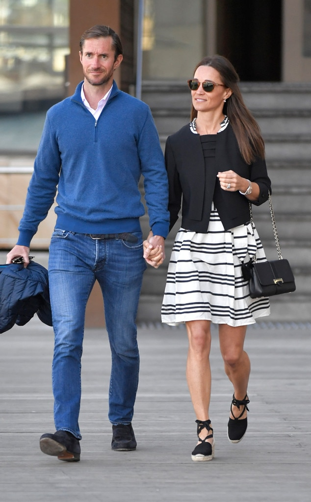 Pippa Middleton, James Matthews, Honeymoon
