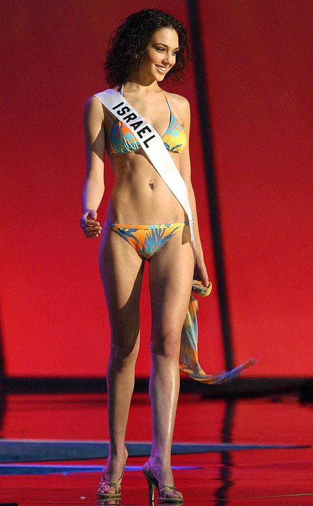 Gal Gadot, Miss Israel, Miss Universe Contest 2004