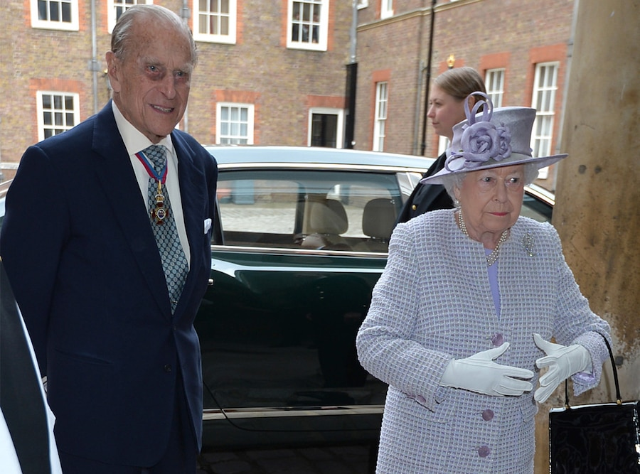 Queen Elizabeth II, Prince Philip, Duke of Edinburgh