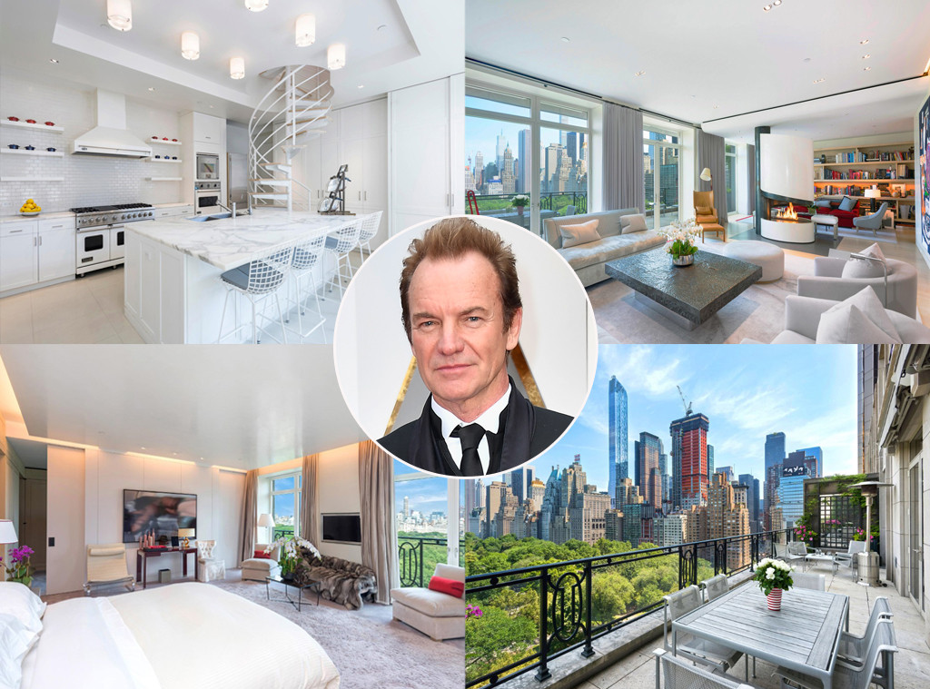 Sting, Penthouse, Real Estate, Home