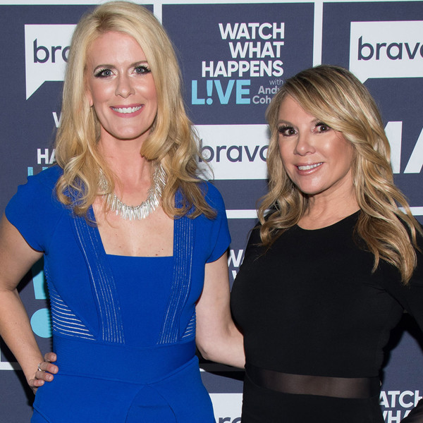Alex McCord, Watch What Happens Live, Real Housewives of New York City, Ramona Singer