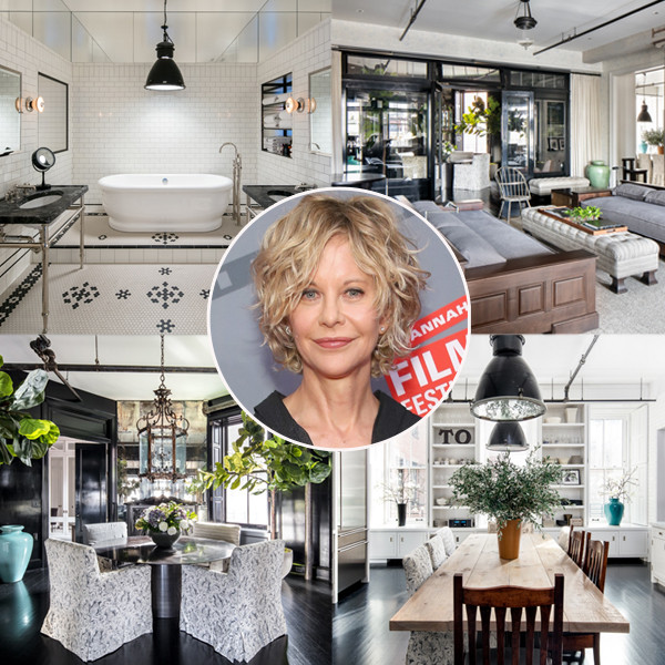 Meg Ryan, House