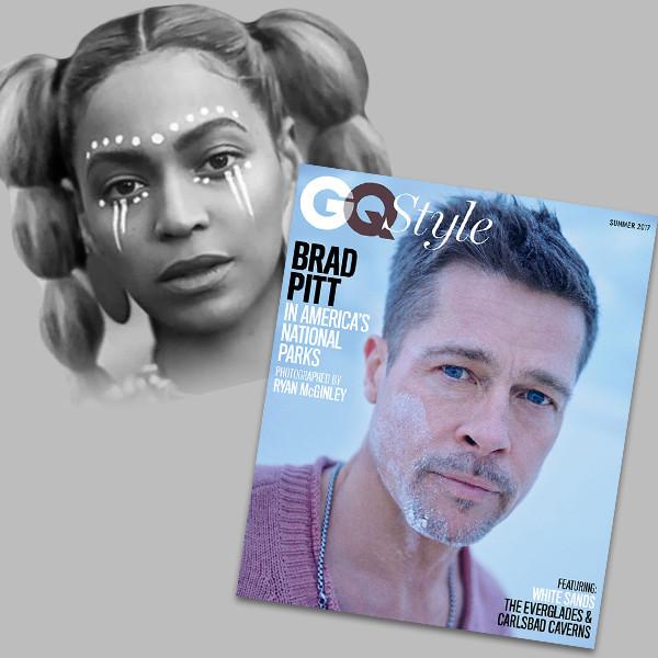 Beyonce, Lemonade, Brad Pitt, GQ Style