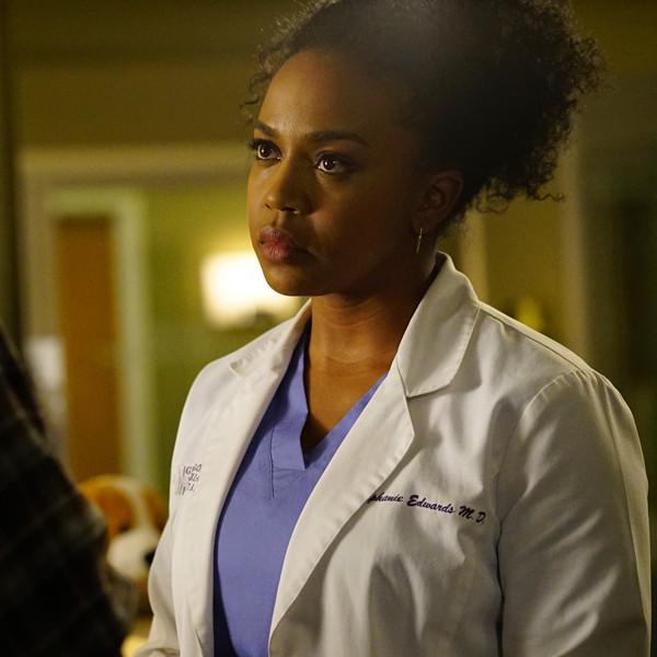 Grey's Anatomy, Jerrika Hinton
