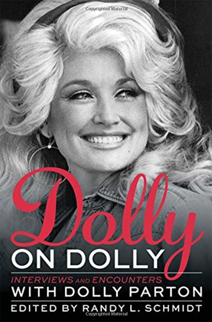 Dolly Parton, Book Cover
