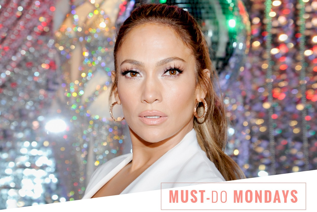 ESC: Jennifer Lopez, Must Do Monday