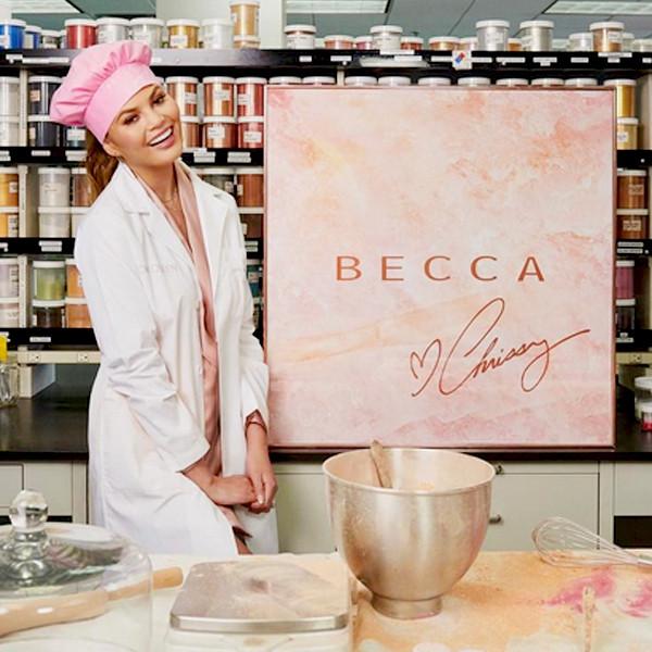 ESC: Becca Palette, Chrissy Teigen