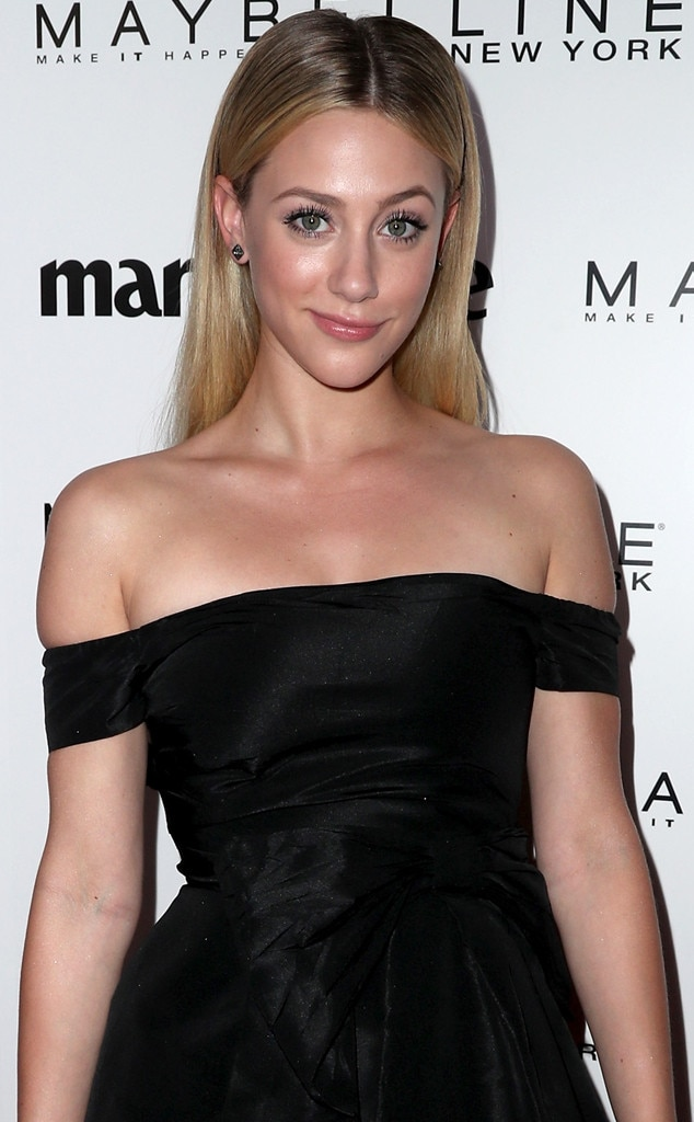 "Lili Reinhart Apologizes For ""Racially Insensitive"" Halloween Costume Photo"