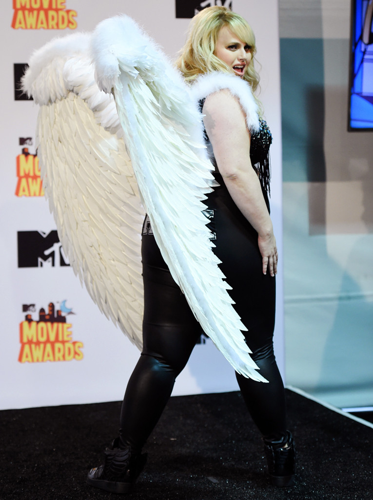ESC: MTV Outfits, Rebel Wilson