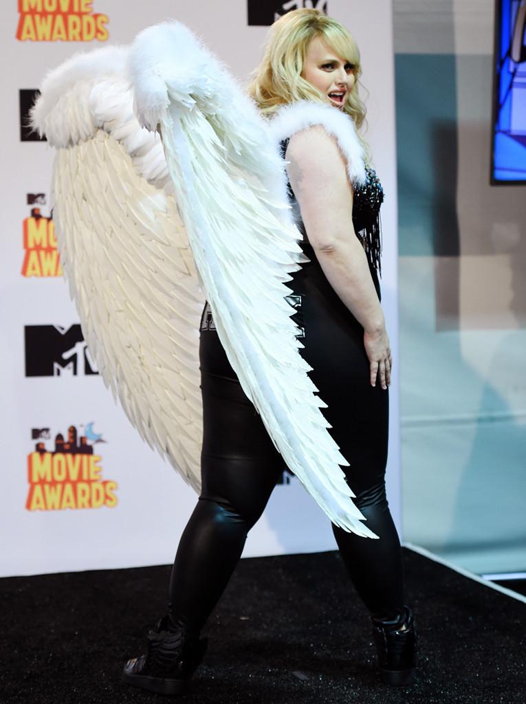 ESC: MTV Outfits, Rebel Wilson