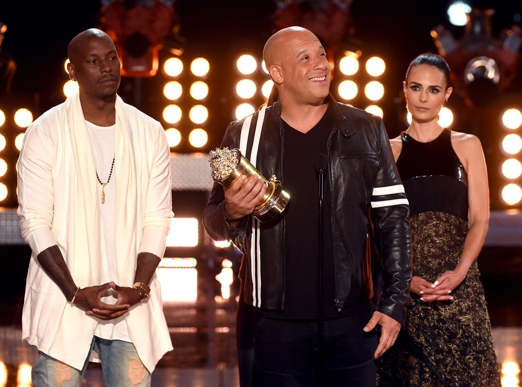 "Vin Diesel Gives Touching Tribute To ""Brother"" Paul Walker While Accepting Generation Award At The 2017 MTV Movie Dan TV Awards"