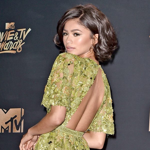ESC: Zendaya, 2017 MTV Movie And TV Awards