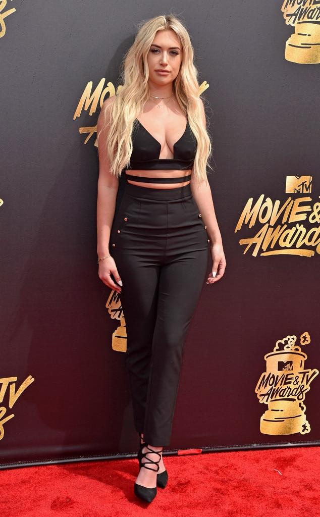 Stassie Karanikolaou from MTV Movie & TV Awards 2017: Red ...